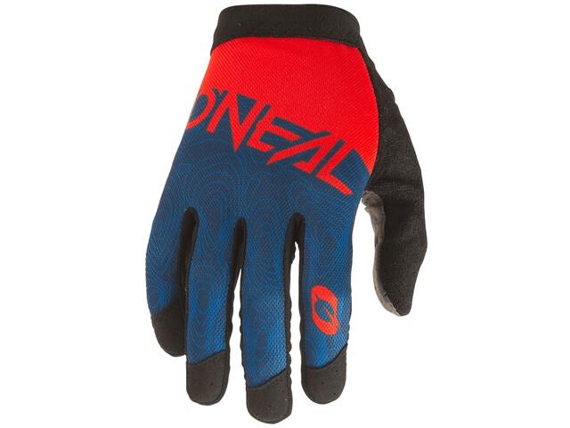 O'Neal AMX Gloves red/blue